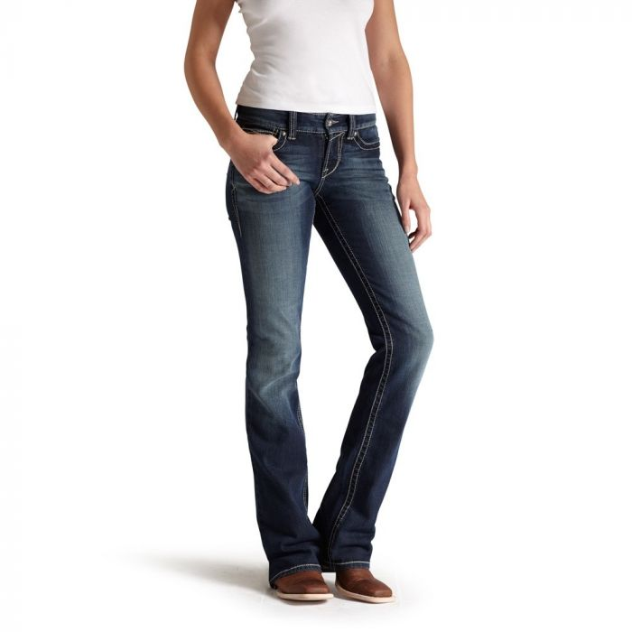 Ariat Womens R.E.A.L. Riding Jeans - Spitfire