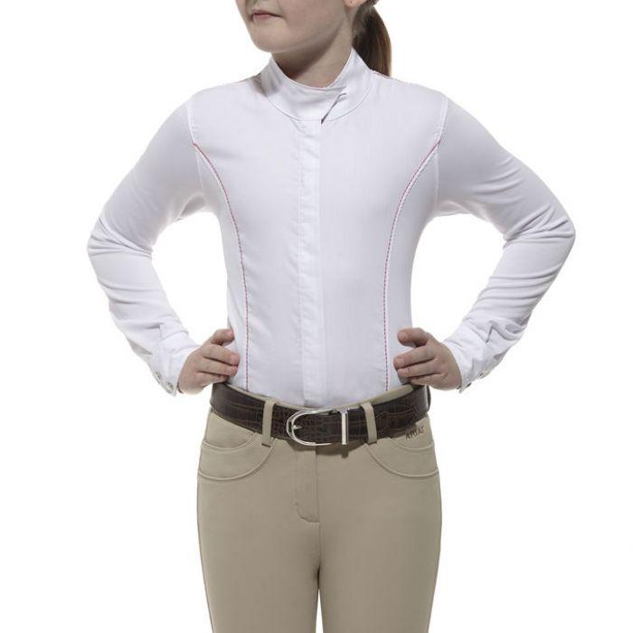 Ariat Triumph Liberty Show Shirt - Girls