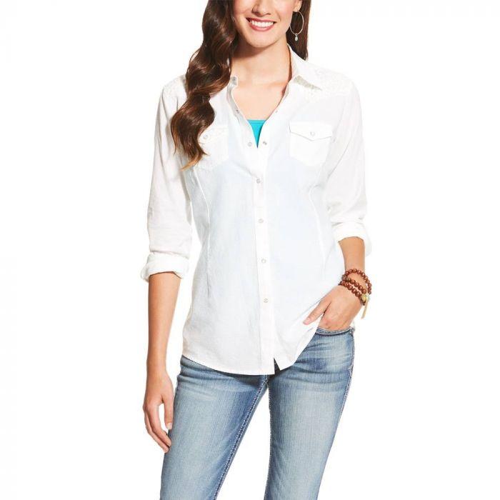 Ariat Womens Darby Snap Shirt