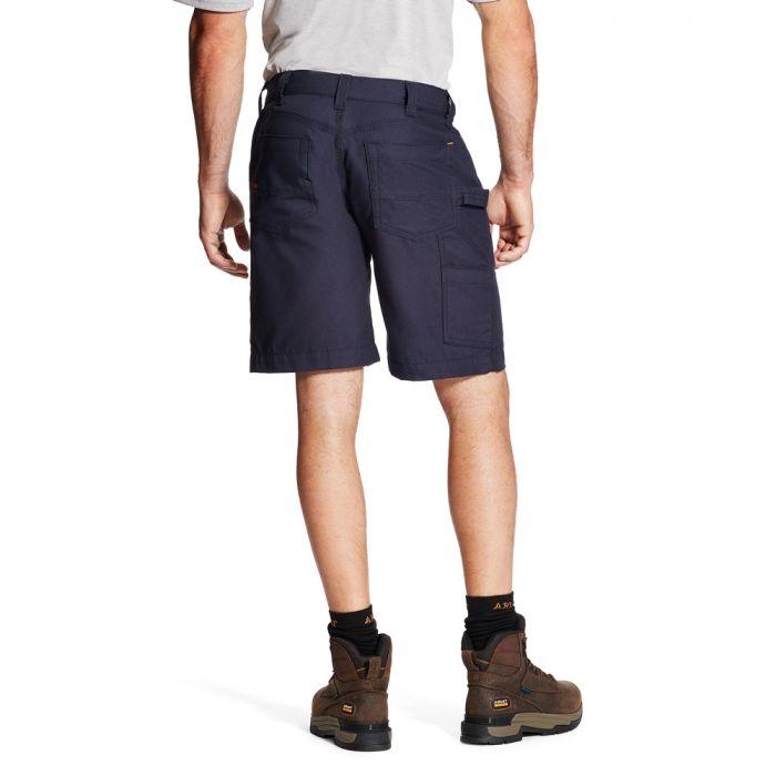 ARIAT Rebar Work Shorts - Navy