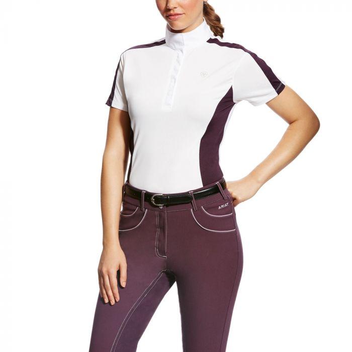 Ariat Ladies Aptos Colour Block Show Shirt
