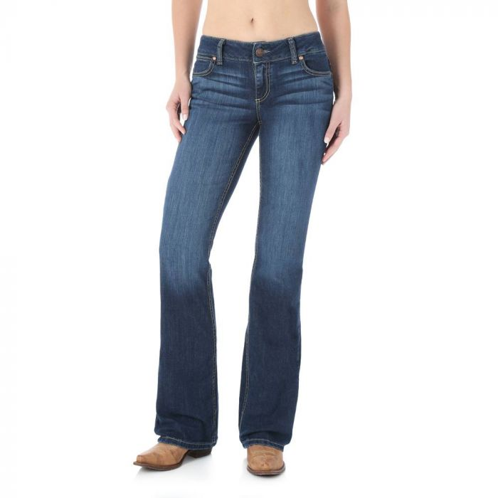 Wrangler WMNS P/Patch Booty Up