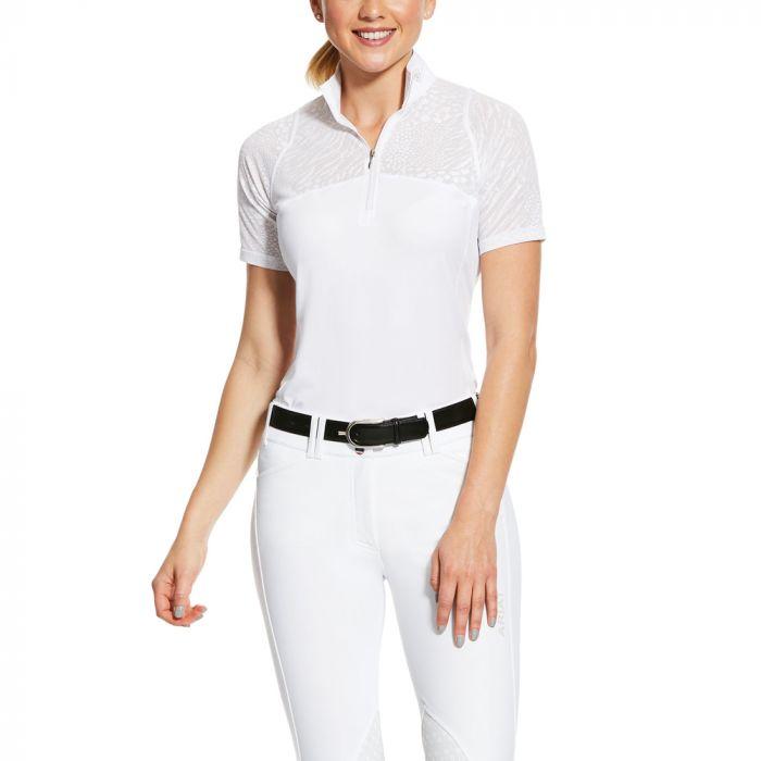 Ariat Airway Show Shirt - White - S