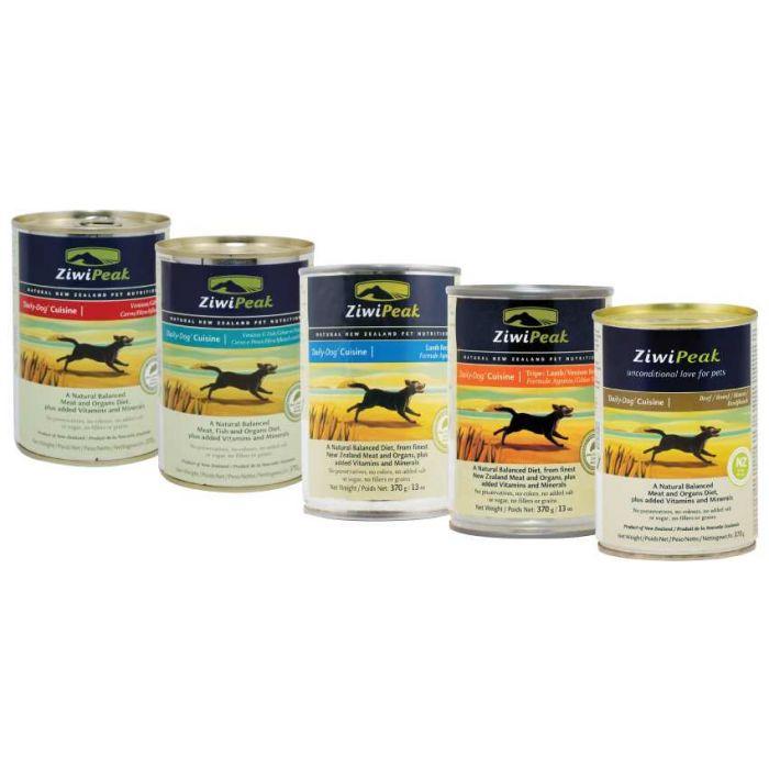Ziwipeak Canned Dog Food