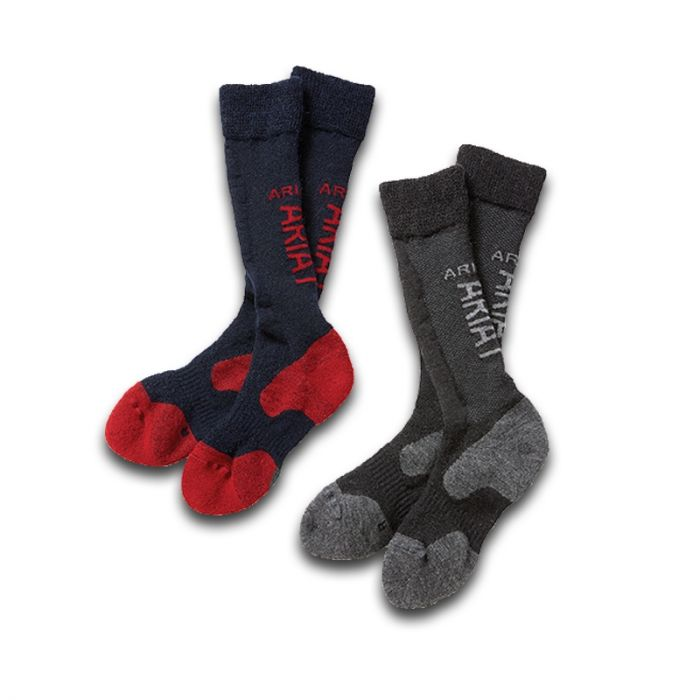 AriatTEK Unisex Alpaca Socks