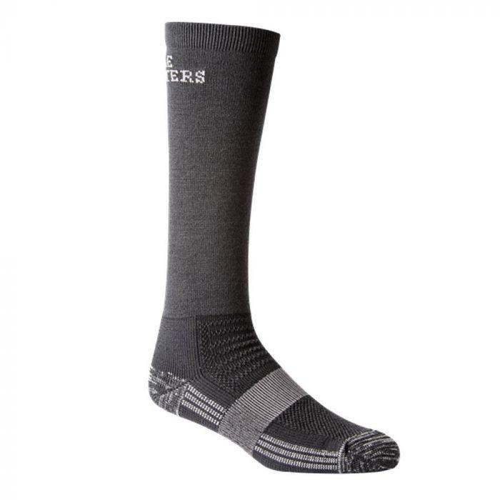 Nobel Outfitters Alpine Merino Wool Sock - Charcoal