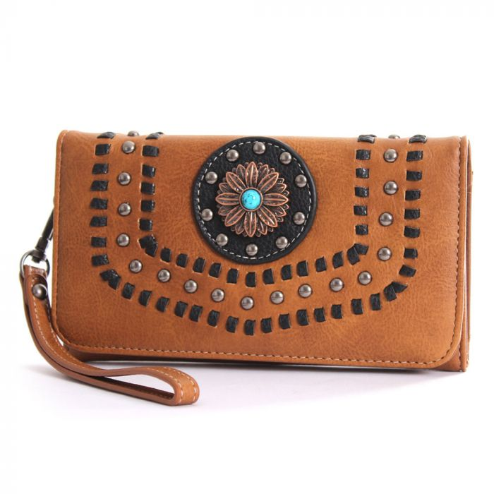 Pure Western Womens Arizon Wallet