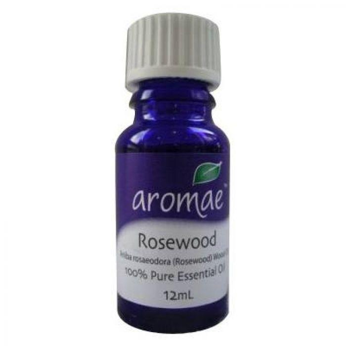 Aromae Rosewood Essential Oil 12mL