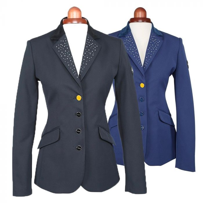 Aubrion Oaklawn Competition Jacket - Black or Navy