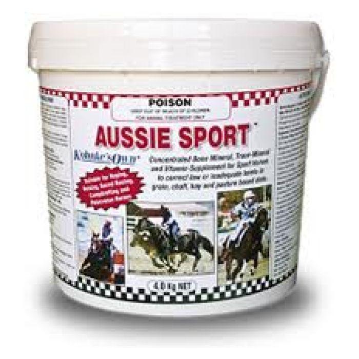 Aussie Sport by Kohnke's
