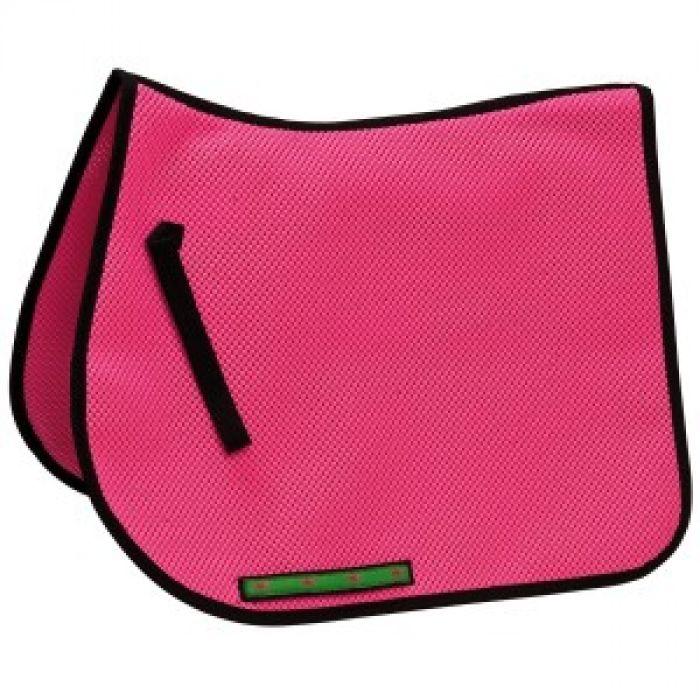 Bambino Air Cell Saddle Pad - Pink