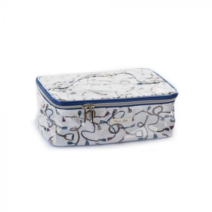 Thomas Cook Beauty Zip Case - Blue Multi