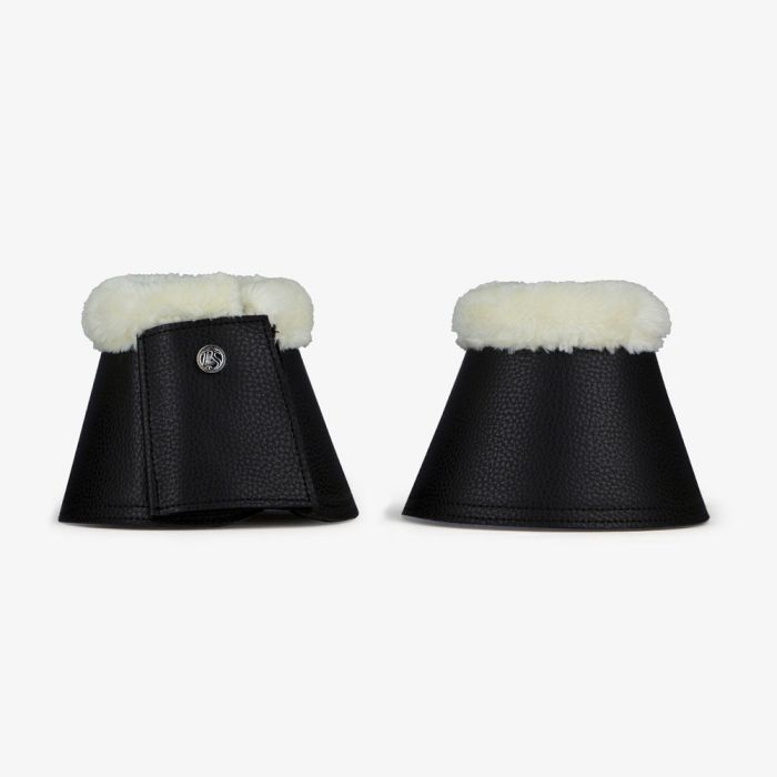 PSOS Monogram Bell Boots - Black
