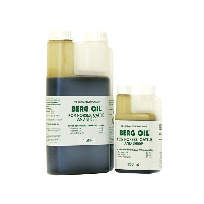 Digestive Aid  - Berg Oil