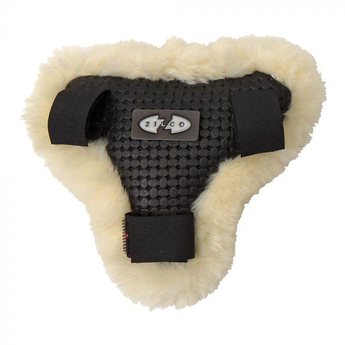 Breastplate Pressure Pad - Black