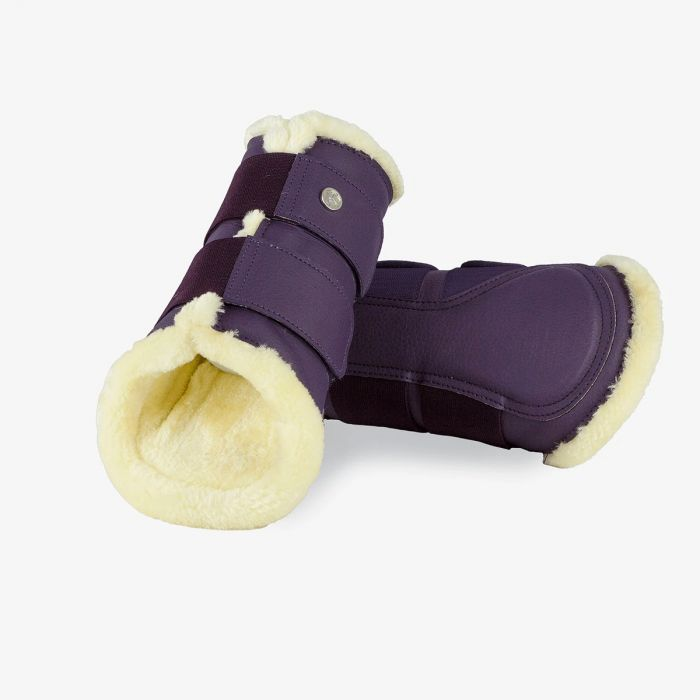 PSOS Brushing Boot - Plum