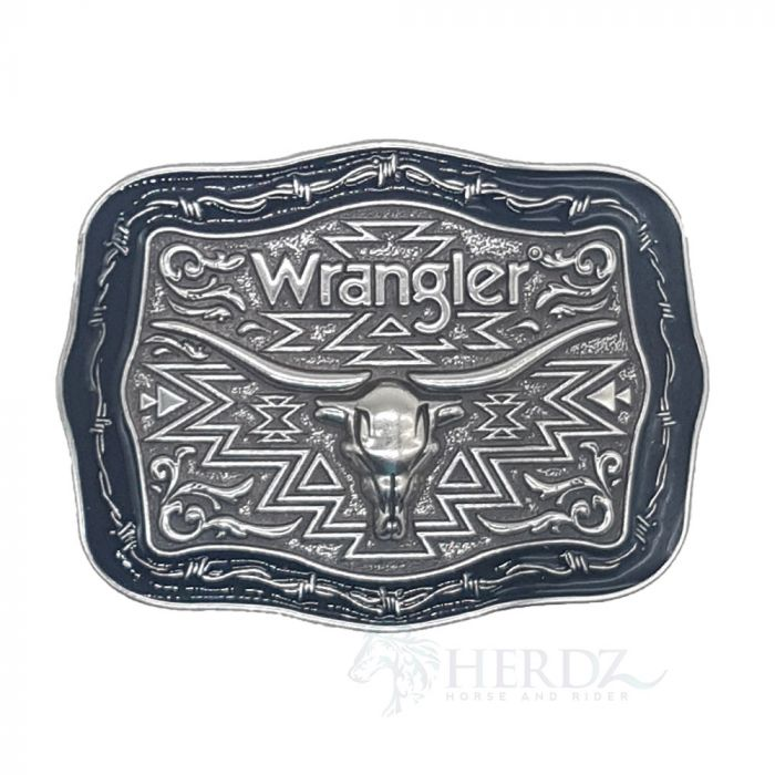 Wrangler Mens Dean Belt Buckle