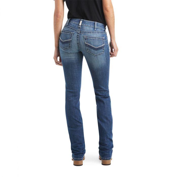 Ariat REAL Jean Perfect Rise - Straight Leg - Cameryn