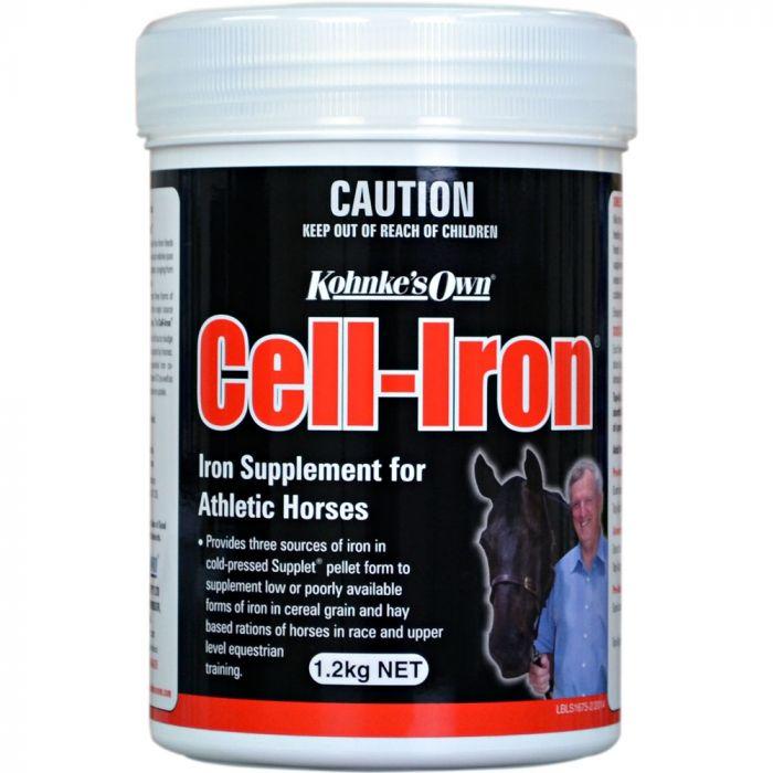 kohnkes Cell Iron 1.2KG