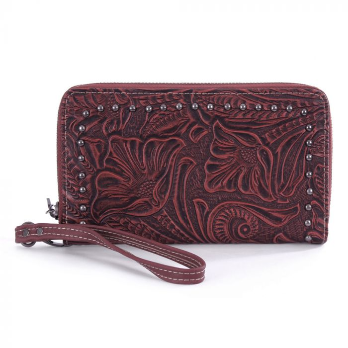Pure Western Womens Christine Wallet