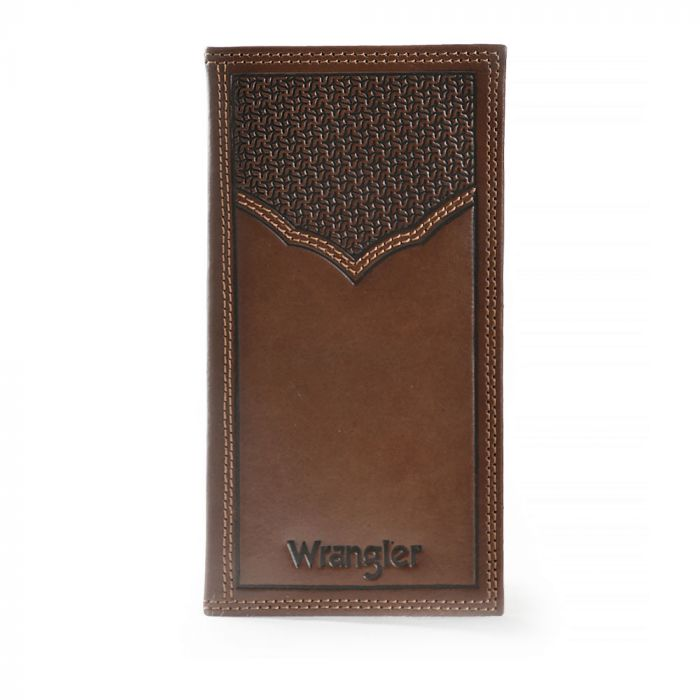 Wrangler Mens Daniel Rodeo Wallet