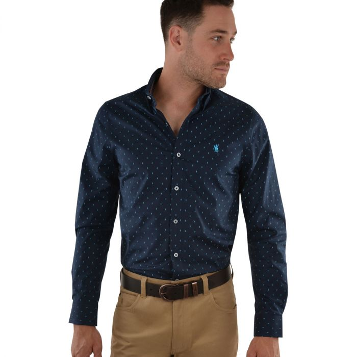 Thomas Cook Derwent Tailored L/S Shirt