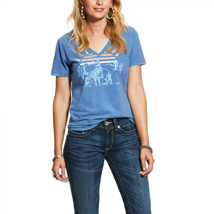 Ariat Ladies Desert Sunset T-Shirt