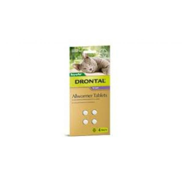 Drontal Tablets Cats
