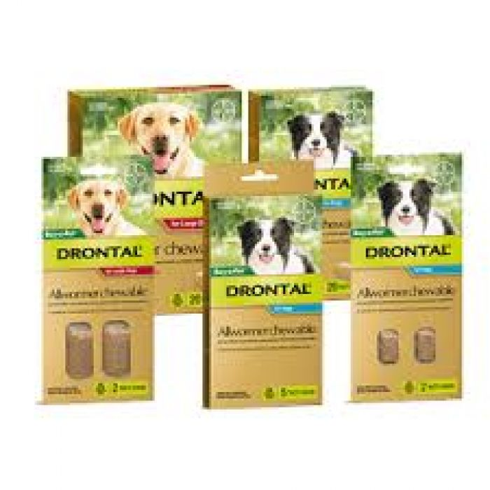 Drontal Chewable