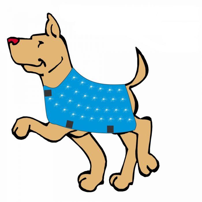 Dick Wicks Magnetic Dog Jacket