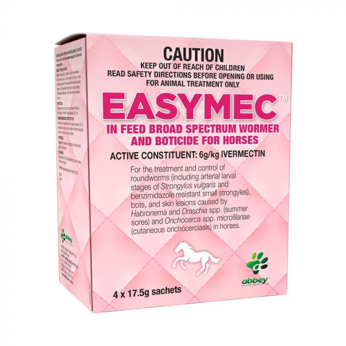 Easymec Pellets - 4 * 17.5g Sachets