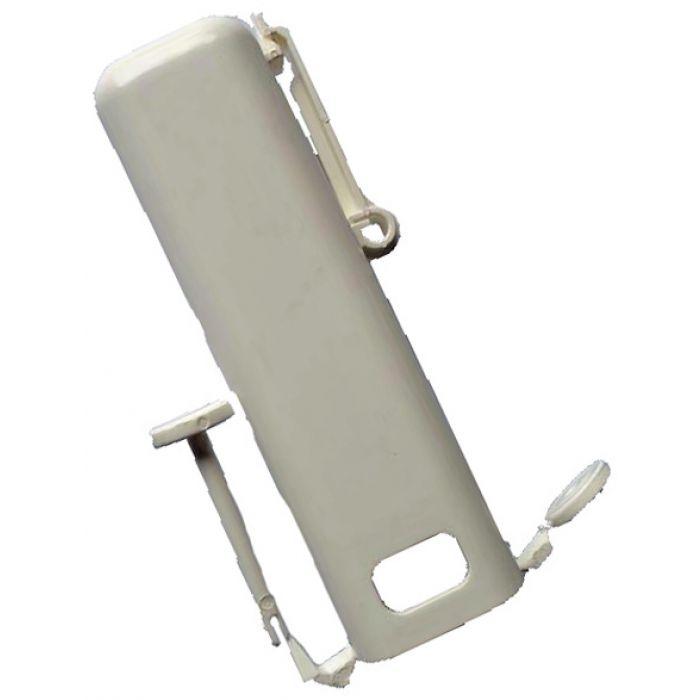 Long Steel Post Cap Insulator