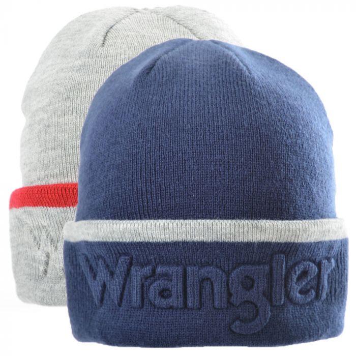 Wrangler Logo Beanies