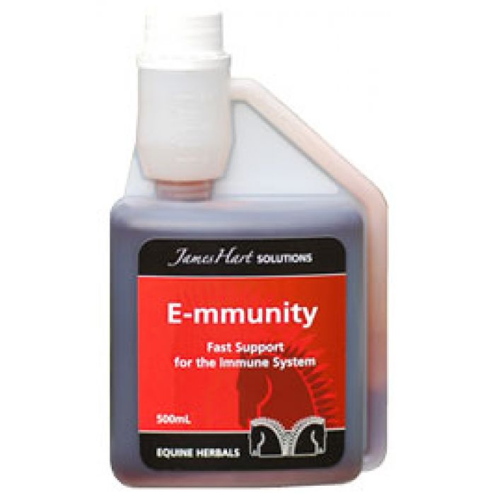 E-mmunity by James Hart