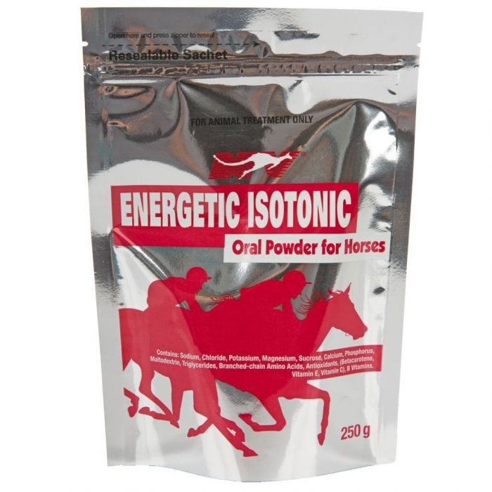 Energetic Isotonic Oral Powder for Horses