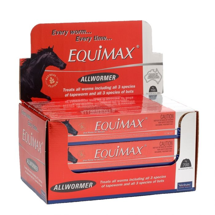 Equimax Horse wormers