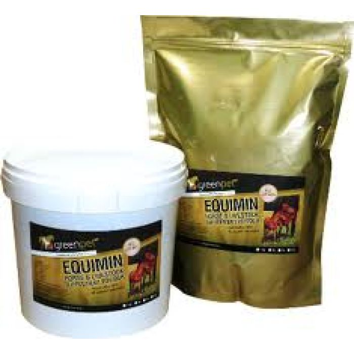Greenpet Equimin Horse & Livestock Supplement