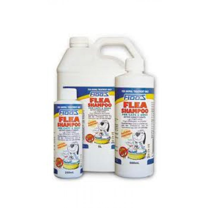FIDO'S Flea Shampoo -