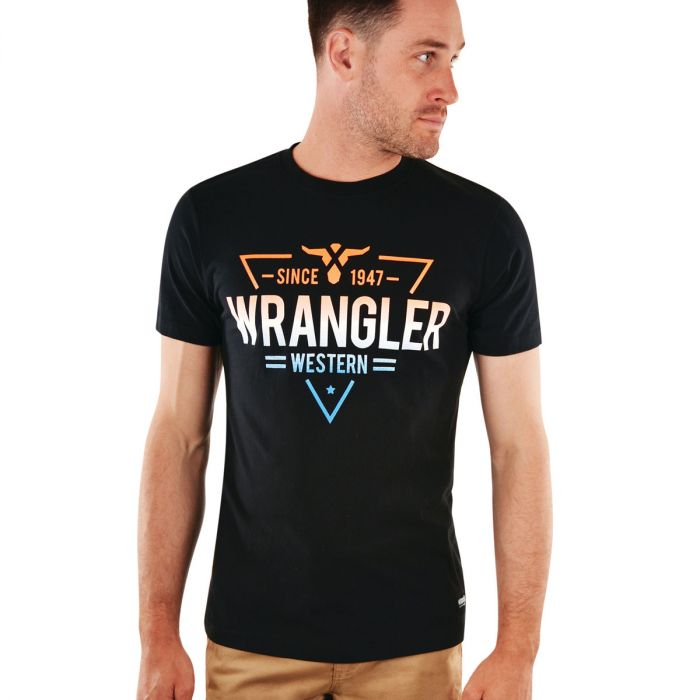 Wrangler Mens Foster Tee