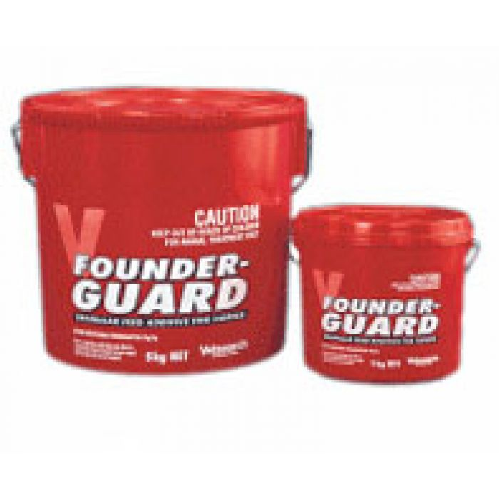 Founderguard for Horses, Supplement for horse with founder