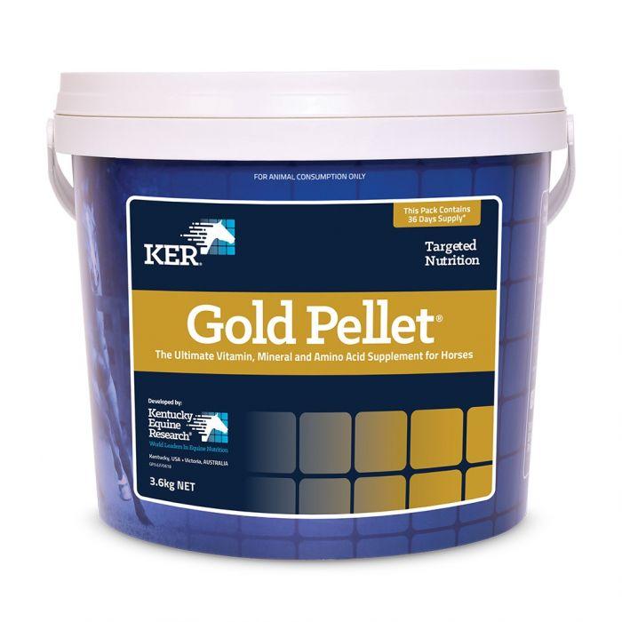 KER Gold Pellet 3.6kg