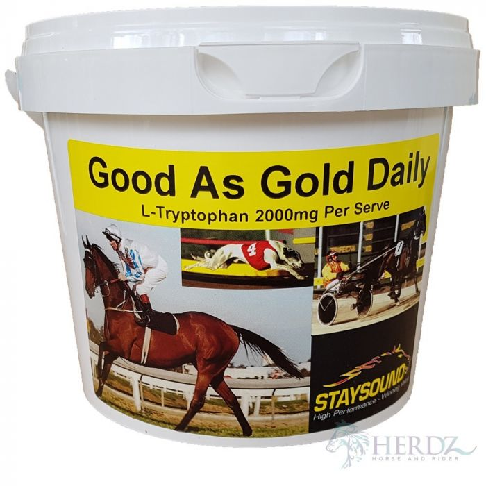 Staysound Good as gold Daily