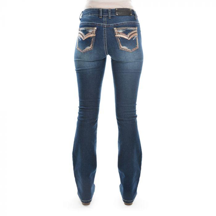 "Pure Western Emma Jean - Boot Cut - 32"" Leg"