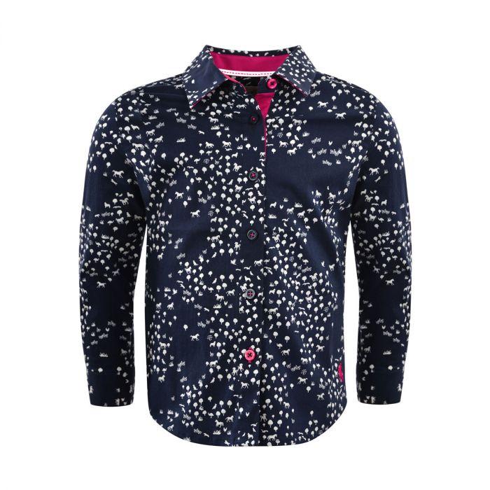 Thomas Cook Girls Julia Long Sleeve Shirt