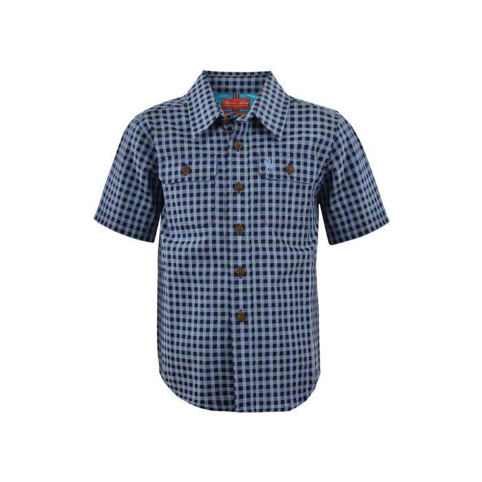 TC Boys Harrison 2 Pocket S/S Shirt