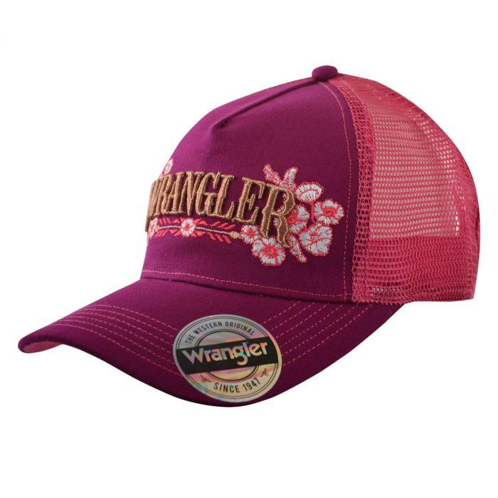 Wrangler Heather Trucker Cap