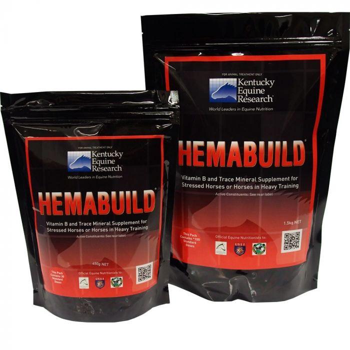 KER Hemabuild for horses