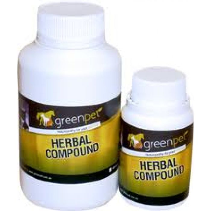Herbal Compound 100 Capsules