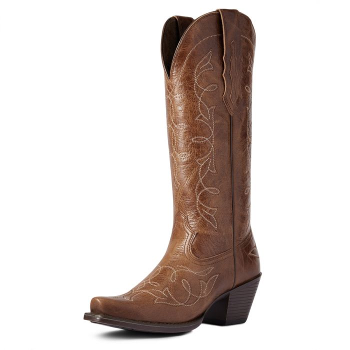 Ariat Womens Heritage D Toe StretchFit Western Boot