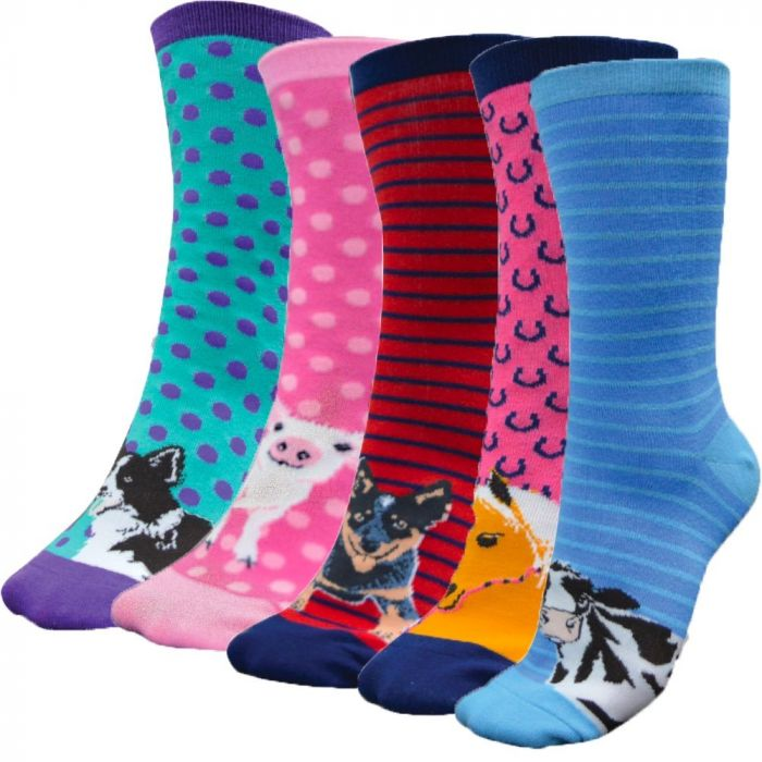 Thomas Cook Ladies Homestead Socks